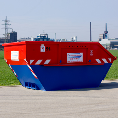 Absetzcontainer 5m³